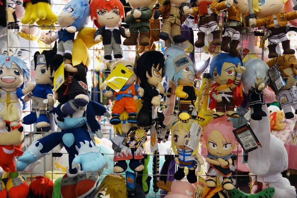 アニメ-人形-コスプレ