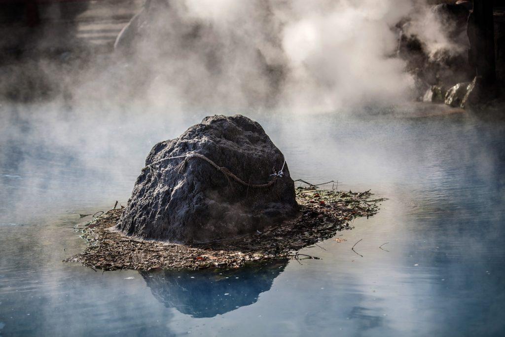 温泉-秘湯