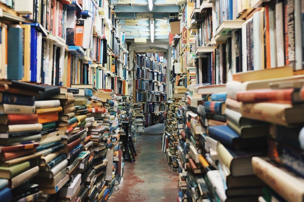 小説-書店