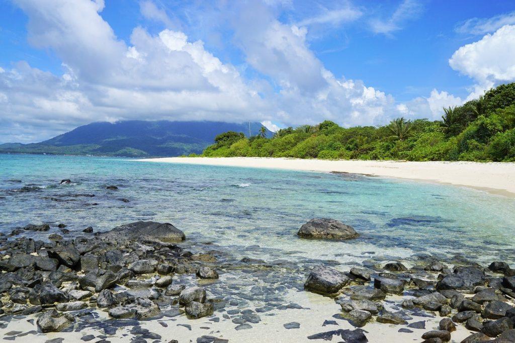 ビーチ-インドネシア