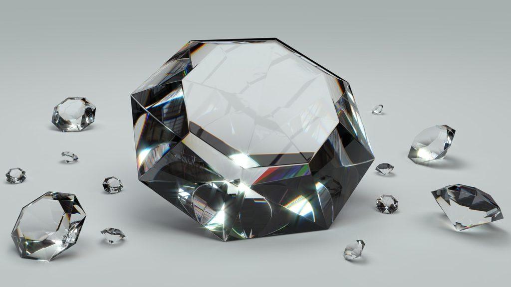 ダイヤモンド-宝石