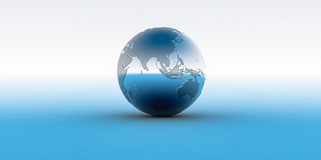 世界-地図