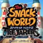 スナックワールド(3DSゲーム)感想&評価!ジャラが欲しい!
